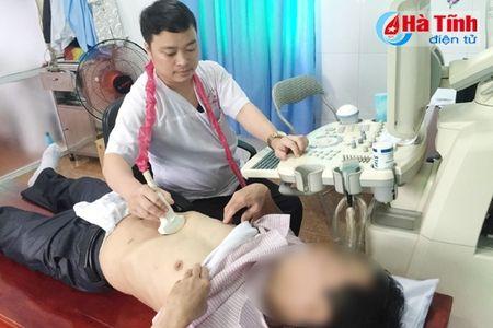 Xu phat mot phong kham tu tai Huong Khe 60 trieu dong - Anh 1