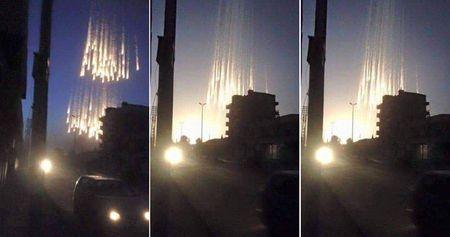 Nga bi to rai bom hoa hoc xuong khu vuc dong dan Syria - Anh 1