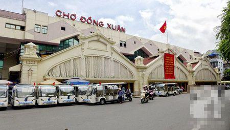 Muc thu phi cho Dong Xuan tang them 350.000 dong/m2/thang - Anh 1