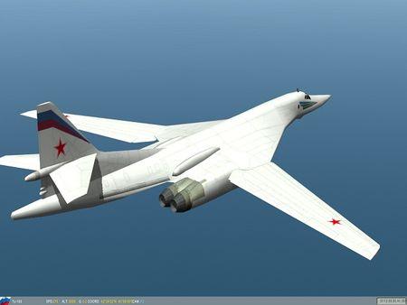 Kinh hoang truoc suc manh lam chu bau troi cua Tu-160 - Anh 4