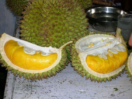 """Diem mat nhung dieu """"cam"""" khi an sau rieng - Anh 3"""