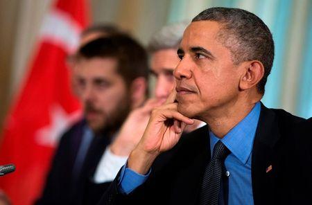 Ong Obama thuc Nga, Tho Nhi Ky tap trung chong IS - Anh 1