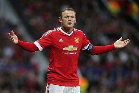 Rooney sa sut vi Van Gaal? - Anh 1