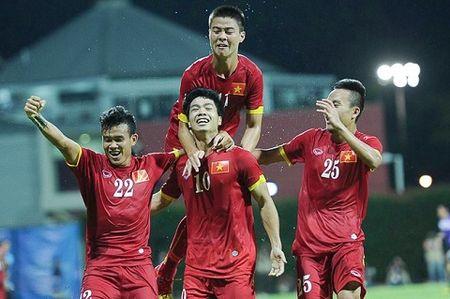 VCK U23 chau A 2016: U23 Viet Nam quyet gay bat ngo bang loi choi bien ao - Anh 1