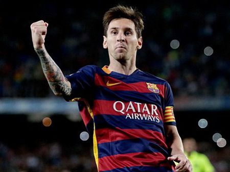 Ro ri phieu bau, Messi nam chac QBV FIFA 2015 - Anh 1