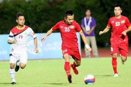 Soc nang: Sau Hong Duy, toi luot Huy Toan sap chia tay U23 Viet Nam - Anh 1