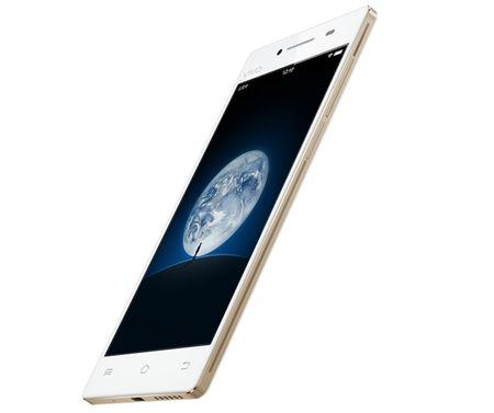 Vivo am tham gioi thieu smartphone gia re Y51 - Anh 5