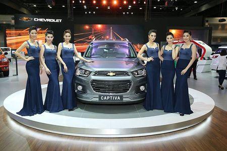 Chevrolet ra mat SUV 7 cho Captiva 2016 - Anh 1