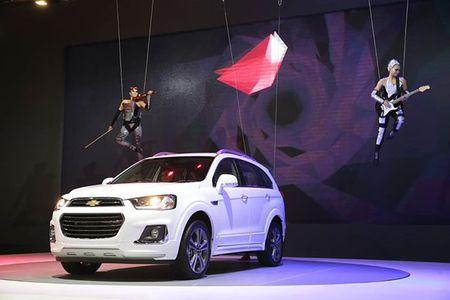 Chevrolet ra mat SUV 7 cho Captiva 2016 - Anh 2