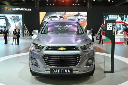 Chevrolet ra mat SUV 7 cho Captiva 2016 - Anh 3