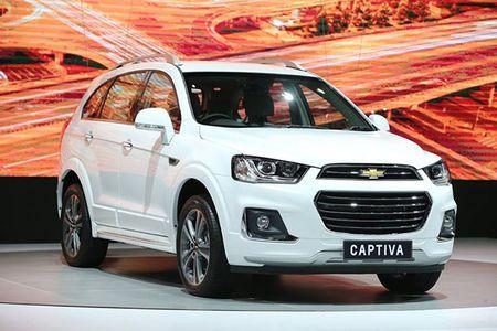 Chevrolet ra mat SUV 7 cho Captiva 2016 - Anh 4