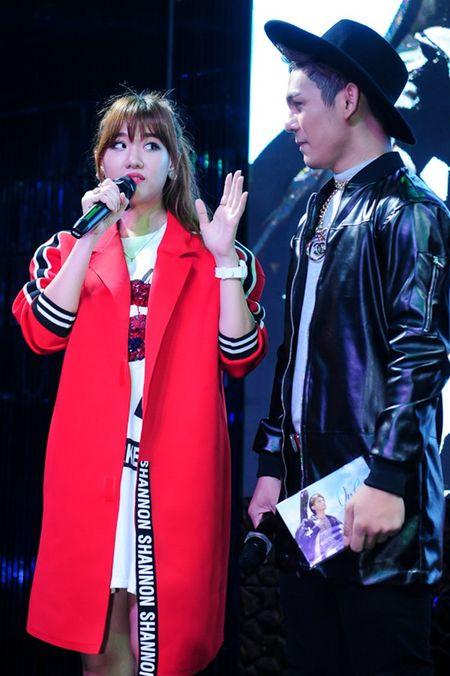 Hari Won noi xau Son Ngoc Minh - Anh 2