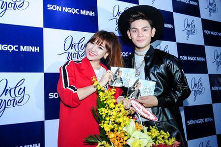 Hari Won noi xau Son Ngoc Minh - Anh 3