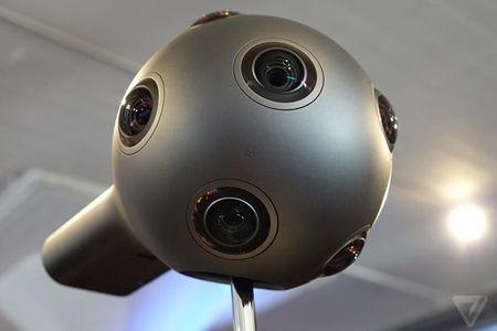 Camera 360 do gia 60.000 USD tu Nokia - Anh 1