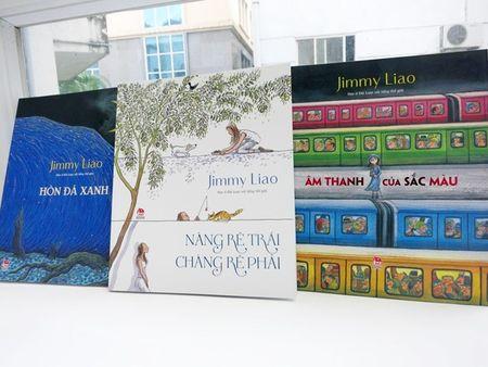 Jimmy Liao - Nguoi ke chuyen tai tinh bang hoi hoa - Anh 1