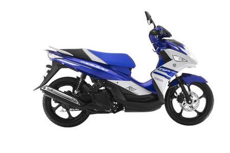 Honda Air Blade va Yamaha Nouvo: Cuoc chien khong hoi ket - Anh 3