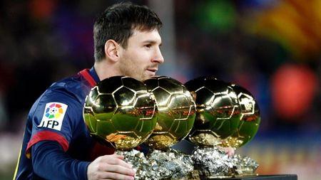 Diem lanh cho Messi - Anh 1
