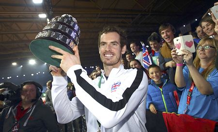 Andy Murray: Huyen thoai cua nuoc Anh? - Anh 1