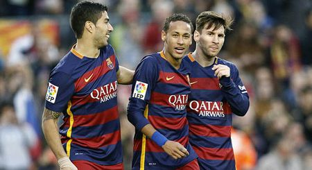 Neymar, Messi dang khien Barca kho so nhu the nao? - Anh 1