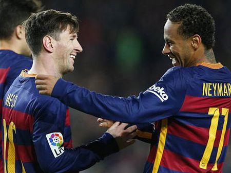 Neymar, Messi dang khien Barca kho so nhu the nao? - Anh 2