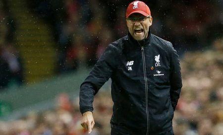 Juergen Klopp van chua het 'cay' vi that bai duy nhat cua Liverpool - Anh 1