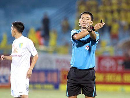 Cho 'diem sang' trong tai V-League 2016 - Anh 2