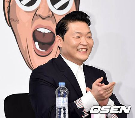Trong mat Psy, Gangnam Style la ... mot loi nguyen! - Anh 2