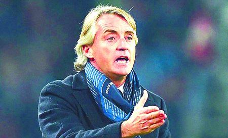 Inter: Mancini khong can xau ho - Anh 1