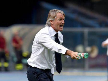 Inter: Mancini khong can xau ho - Anh 2