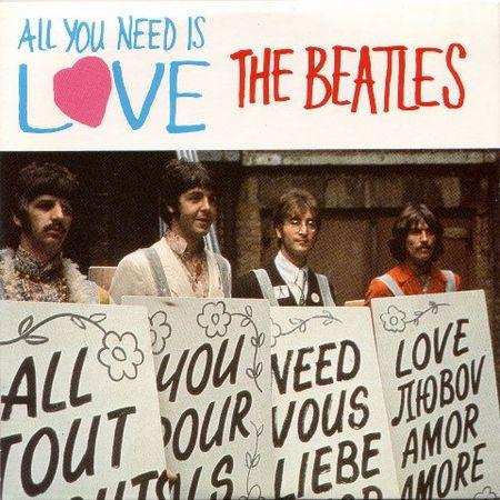 Sau noi dau Paris, lang nghe thong diep tinh yeu 'All You Need Is Love' cua John Lennon - Anh 1