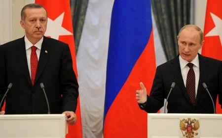 "Ong Putin va ong Erdogan: Cau chuyen ""Hai con de qua cau""? - Anh 1"