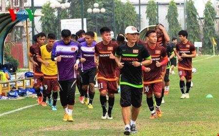 The thao 24h: U23 Viet Nam se do suc voi U23 Nhat Ban - Anh 1