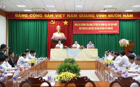 Tay Nam Bo can don suc khai thac the manh nong nghiep va thuy san - Anh 2