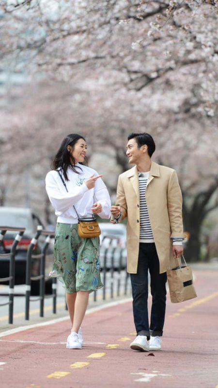 Ngam Street Style cua thien than Victoria's Secret chau A-Liu Wen - Anh 5