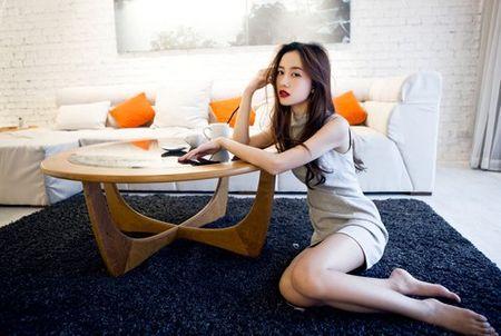 'Hot girl tra sua' ban Viet khien pho nhay phat cau - Anh 12