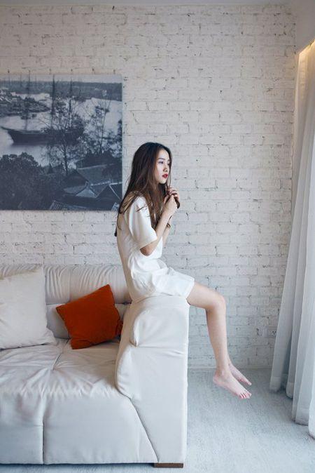 'Hot girl tra sua' ban Viet khien pho nhay phat cau - Anh 4