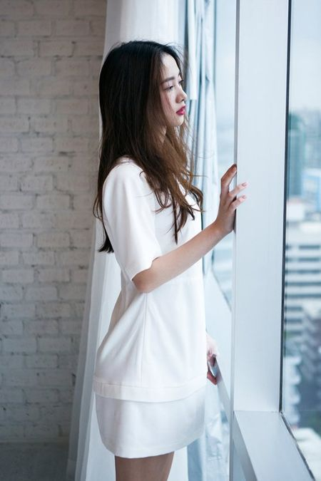 'Hot girl tra sua' ban Viet khien pho nhay phat cau - Anh 5