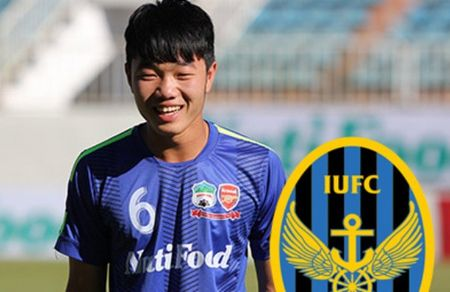 Xuan Truong chot ngay sang Nhat tap trung cung CLB Incheon United - Anh 1