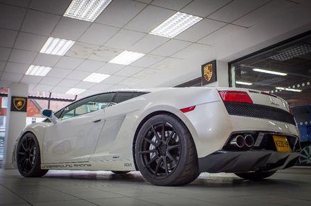 Lamborghini Gallardo do tang ap kep manh 2200 ma luc - Anh 2