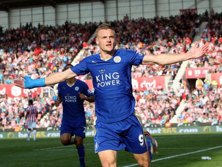 "So MU nhom ngo, Leicester voi ""troi chan"" Vardy - Anh 1"