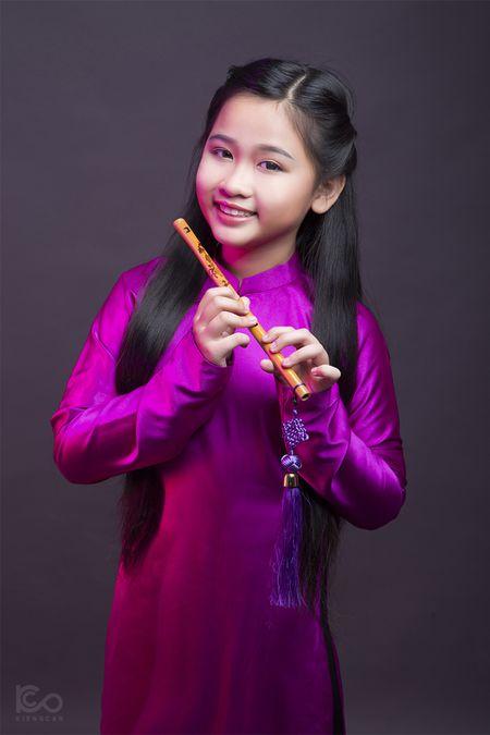 Kim Ngoc - Hien tuong giong ca nhi moi - Anh 1