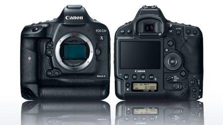 Canon ra mat EOS 1DX Mark II - Anh 1