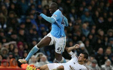 Yaya Toure se toi Real vi... Guardiola - Anh 1