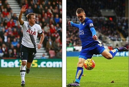Vardy - Kane: Tuong lai nuoc Anh la day - Anh 1