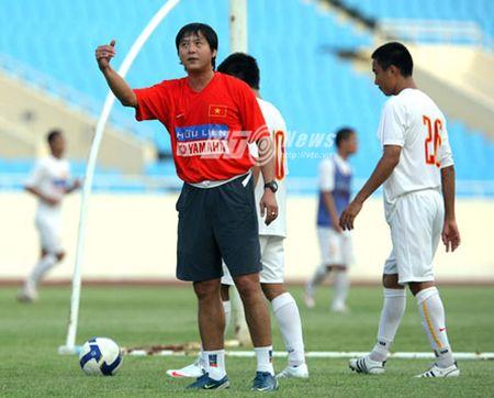 Le Huynh Duc la ung vien so 1 thay HLV Miura - Anh 1