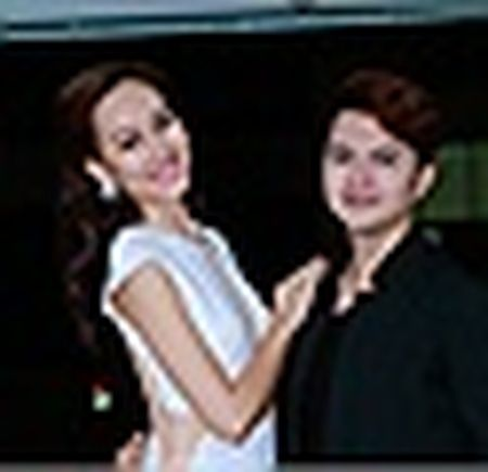 A hau Kim Duyen xinh dep truoc khi du New York Fashion Week - Anh 12