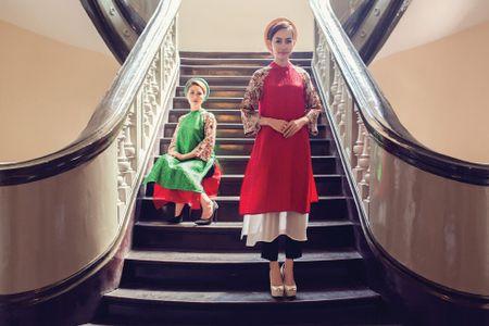 A hau Kim Duyen xinh dep truoc khi du New York Fashion Week - Anh 6