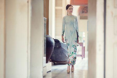 A hau Kim Duyen xinh dep truoc khi du New York Fashion Week - Anh 8