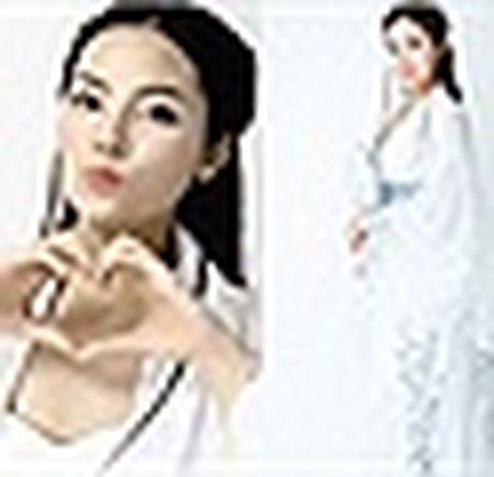 Hoa hau Ky Duyen, Ngoc Han cham chut cho nhau trong su kien - Anh 9
