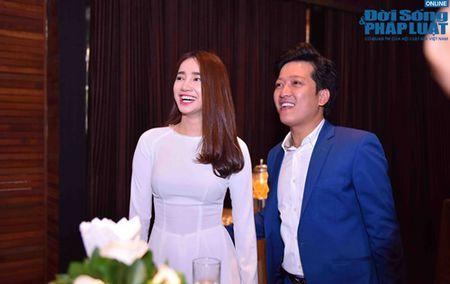 Nha Phuong - Truong Giang lai rang ro sanh buoc ben nhau - Anh 7